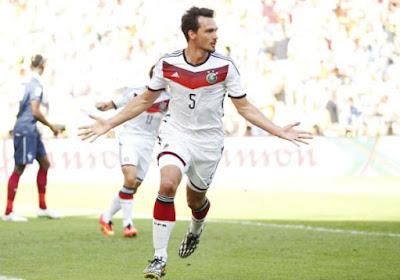 Mats Hummels n'accepte pas son retrait de l'équipe nationale allemande