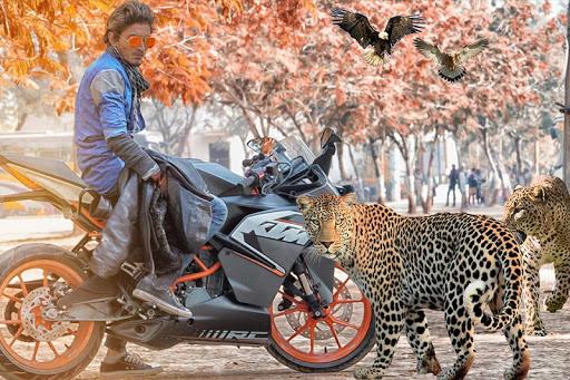 Wild Animal Photo Editor - Animal Photo Frames 1.20 screenshots 6