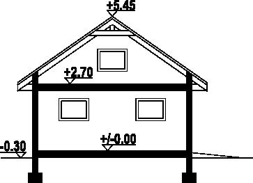 DP-GDS3w - Przekrój
