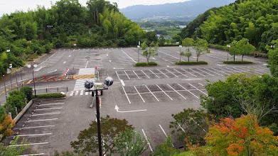 Photo: 山上 駐車場