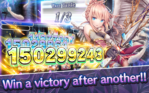 Valkyrie Crusade 【Anime-Style TCG x Builder Game】Mod Apk Download For Android 2