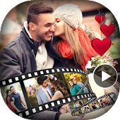 Love Video Maker - Love Slideshow Maker with Music