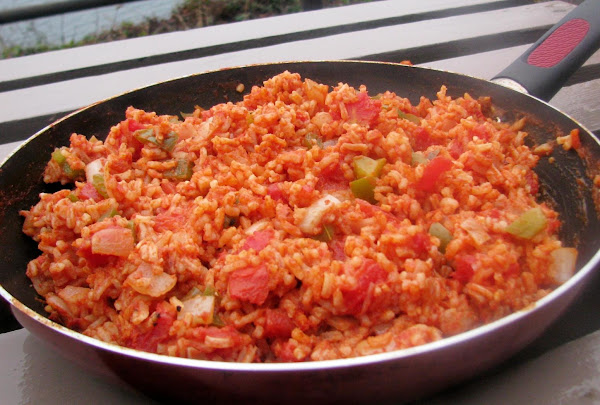 1950's Spanish Rice Aka Texas Hash Recipe