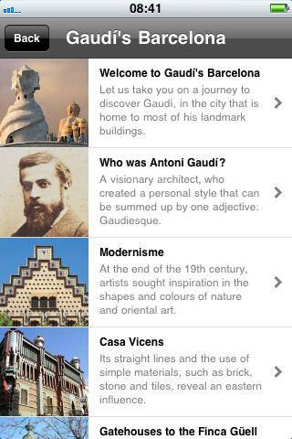 Gaudi's BCN- screenshot