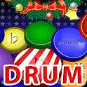 My baby Xmas drum icon