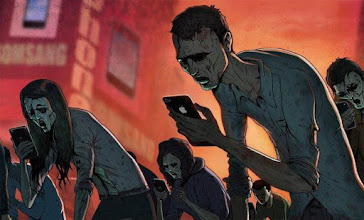Photo: Artist illustrates modern day life and it's terrifying  Source: Steve Cutts / Via stevecutts.comenhanced-buzz-wide-30322-1440435962-9.jpg