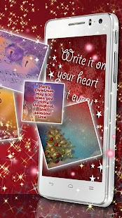 Snow Xmas Wallpapers & Quotes - náhled