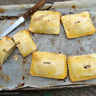 Sour Cream Apple Hand Pies