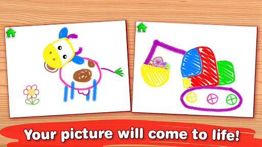 Drawing for Kids Learning Games for Toddlers age 3  screenshots 3