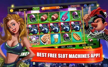 Slots 777 Free Jackpot Casino Screenshot 1