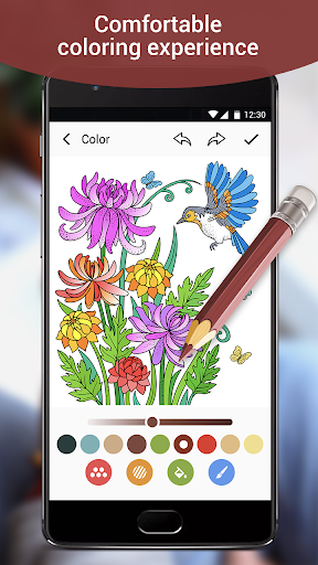 Coloring Fun 2019: Free Coloring Pages & Art games android2mod screenshots 3