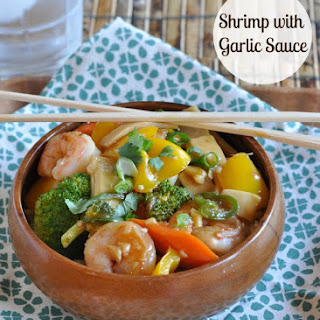 Shrimp With Broccoli In Garlic Sauce Recipes