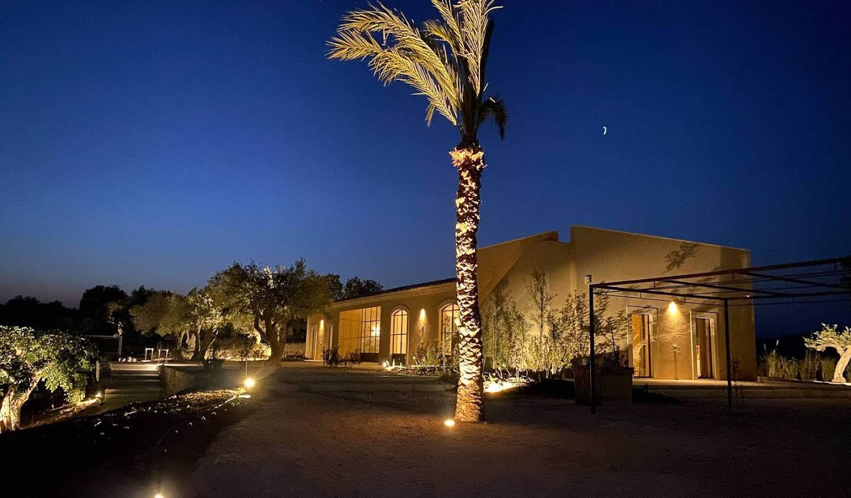 Villa avec piscine et jardin Noto