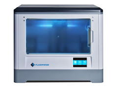 FlashForge Dreamer Dual Extrusion 3D Printer & 2 Spools Filament