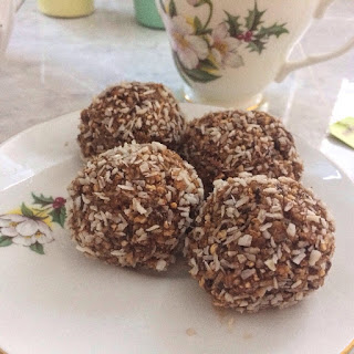Coconut Energy Ball