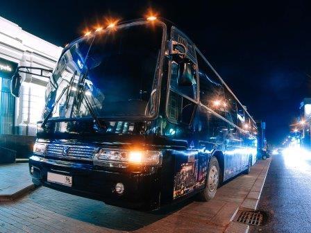 Star Bus-party в Екатеринбурге
