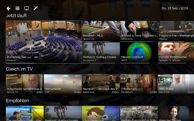 ETN TV Plug-in Helper