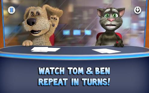 App Talking Tom & Ben News APK for Windows Phone