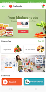 Download GoFresh - Multi Vendor Grocery/ Milk Delivery App For PC Windows and Mac apk screenshot 3
