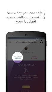 REACH - Expense & Spending Tracker, Money Manager- screenshot thumbnail