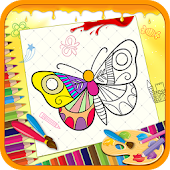 Color Me for Kids : Coloring Pages Game
