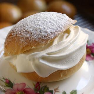 Cream Buns, a Scottish Favourite.