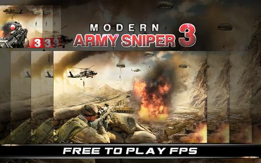 現代化軍隊狙擊手Shooter3