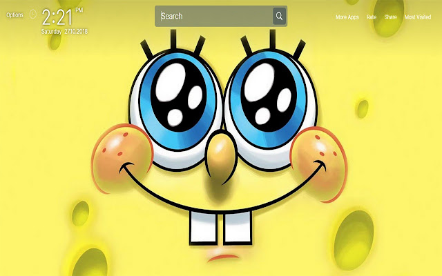 Spongebob Squarepants Wallpapers For New Tab