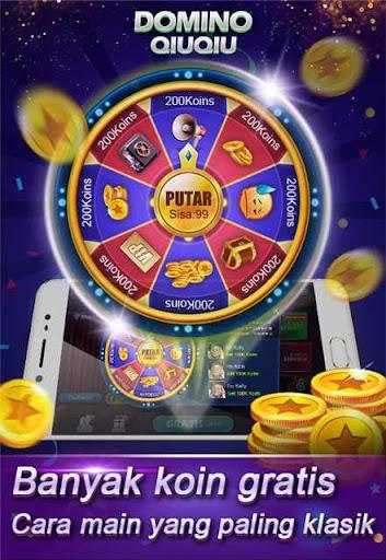 Domino qiuqiu qq 99 kiukiu samgong(yepplay poker) 1.1.0 screenshots 5