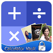 Calculator -Photo,Video Locker