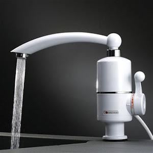 Robinet electric instant pentru incalzire apa