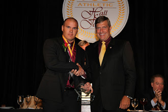 Photo: 2011 Hall of Fame Banquet