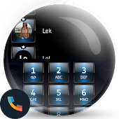 Dusk Blue Dialer Theme Android APK Download Free By Themes Messages Contacts Dialer By Double L