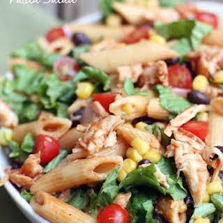 BBQ Chicken Pasta Salad.