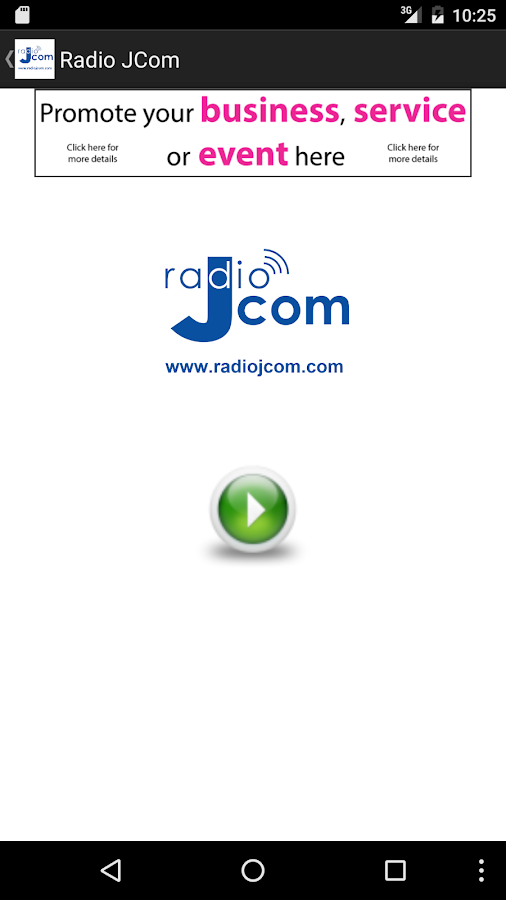 Radio Jcom- screenshot