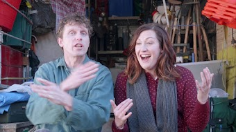 Rosehaven, Season 2: Behind the Props Van with Celia and David (Bonus)