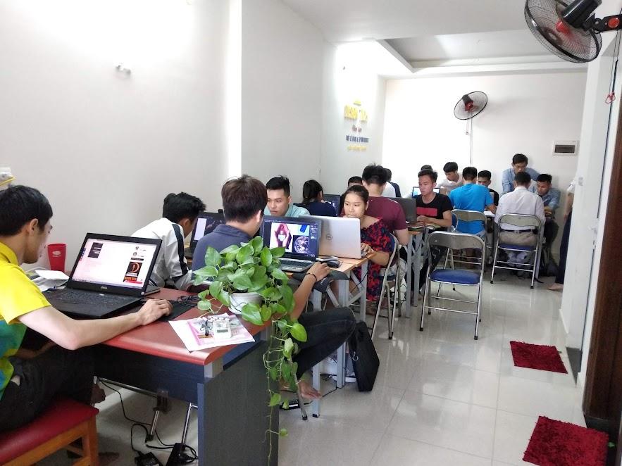 Học photoshop ở đâu chất lượng nhất tại Quảng Ngãi?