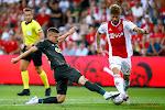 """Marin verkommert op de bank bij Ajax: """"Niet gehaald als opvolger van De Jong"""""""