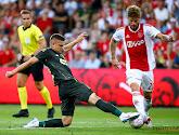 Razvan Marin is op de bank beland bij Ajax