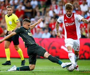 """Marin over bankzitterstatuut bij Ajax: """"Natuurlijk wil ik zoveel mogelijk spelen"""""""