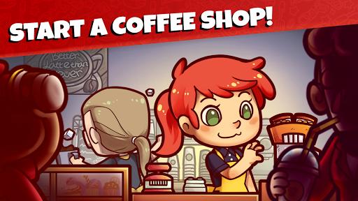 Own Coffee Shop: Idle Tap Game apkdebit screenshots 9
