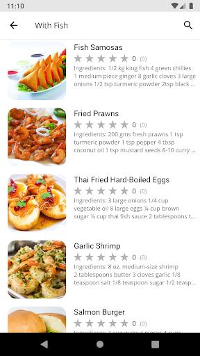 Snack Recipes 5.01 screenshots 2