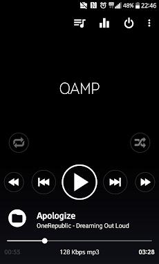 MP3プレーヤー - Qampのおすすめ画像1
