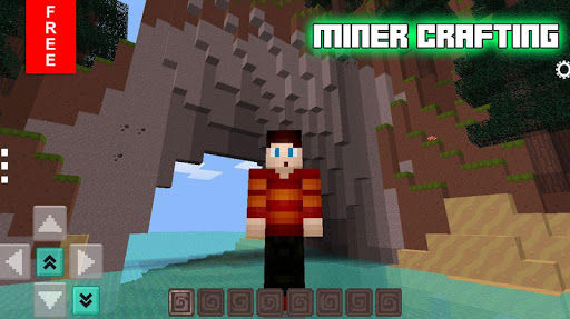 Miner Crafting Build Free Simulator Games for PC