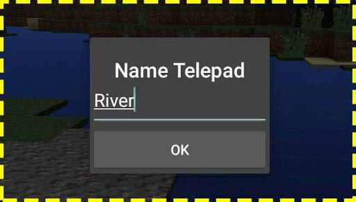 Telepads Mod Installer