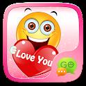 (FREE) GO SMS EMOTICON STICKER icon