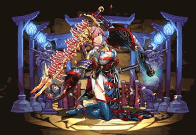 焔纏の紅龍刀士・アキネ