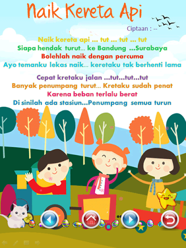 Indonesian Children's Songs  screenshots 2