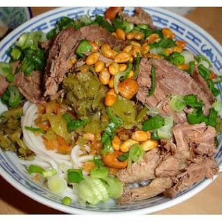 Chinese Soy Sauce Marinade.
