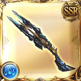 SSR銃_セフィラの翠銃
